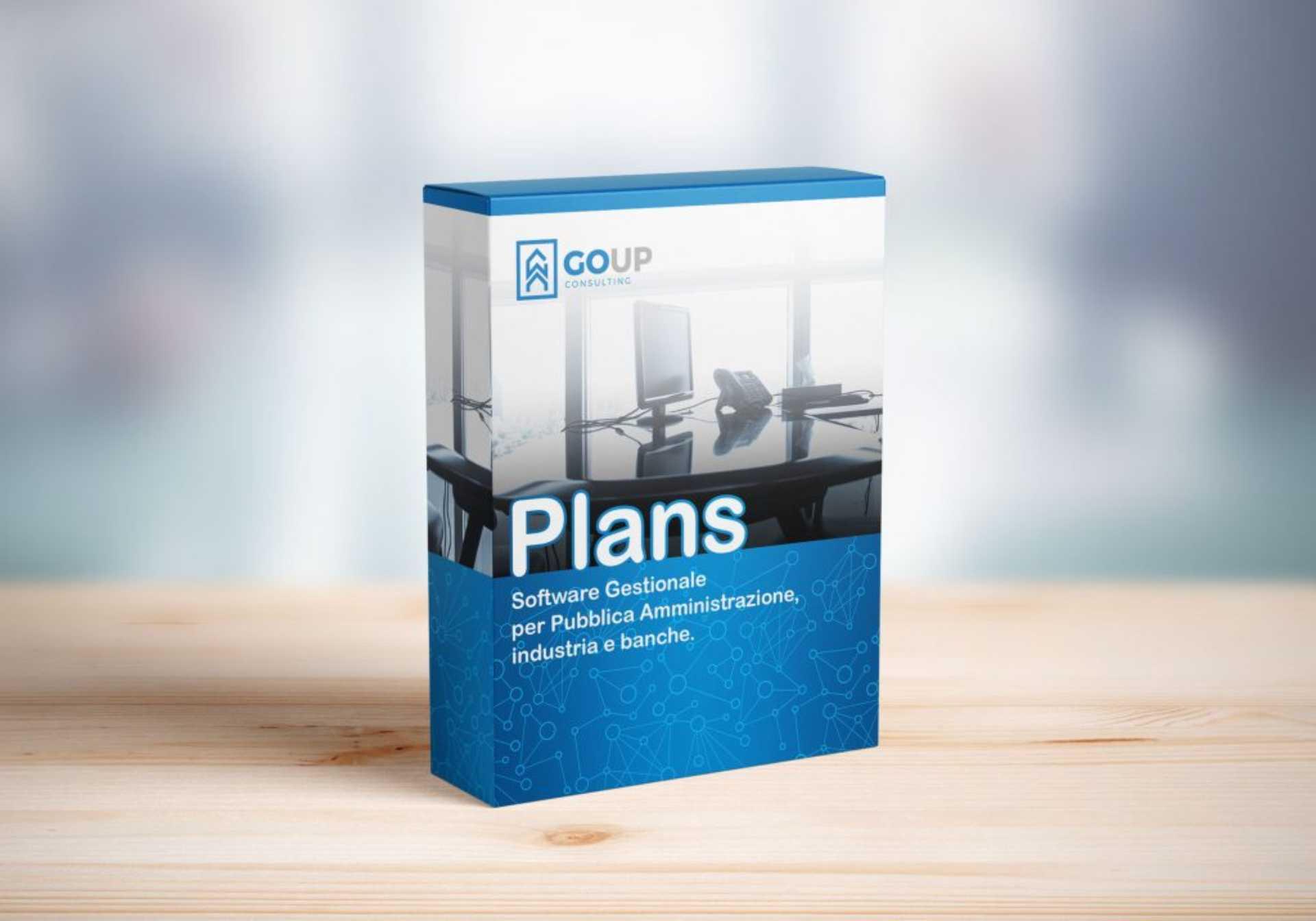 plans software gestionale